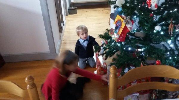 Noel 2017...Jour de l'an 2018...