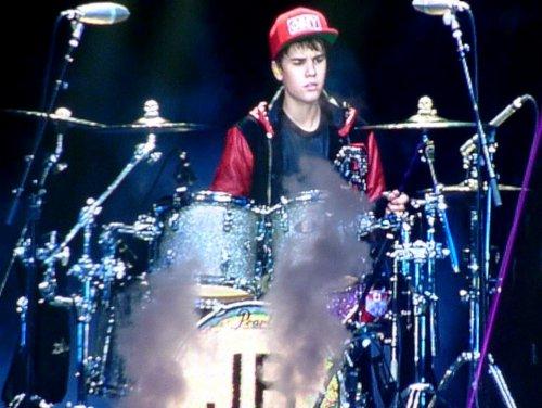 Concert Justin Bieber Anvers
