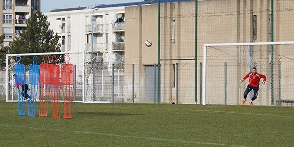 Red Star FC – AC Arles-Avignon : Le groupe Acéiste