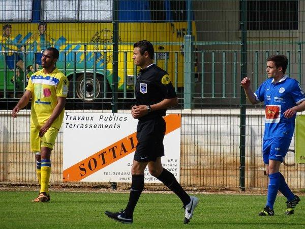 Victoire 3-0 à Arles Avignon