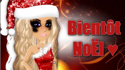 Bientôt Noël ♥