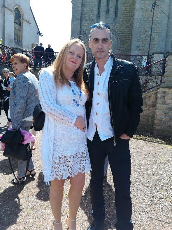 Ma femme et moi !