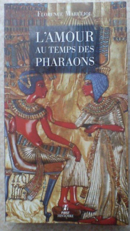 Celle qui parle d'amour au pharaon.