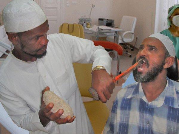 le super dentiste