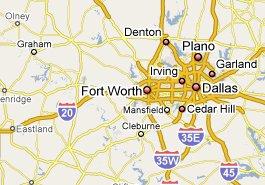 Vitesse de datation dans la région de Dallas