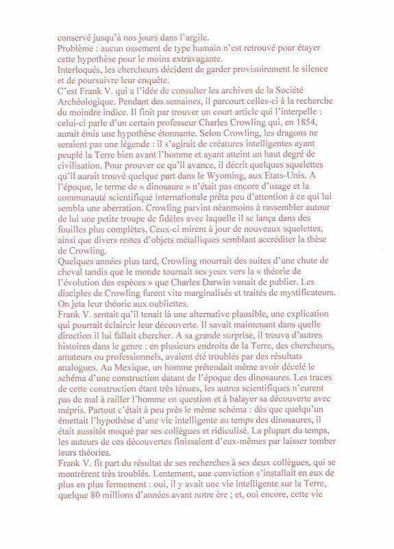 LA DISPARITION DES DINOSAURES CE QU IL S EST REELLEMENT PASSE 02