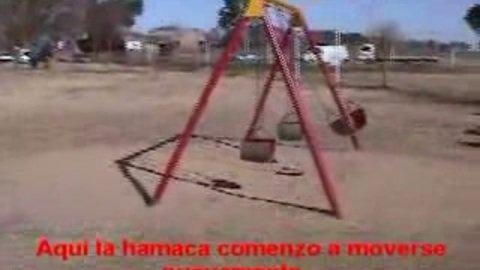La balançoire de Firmat (Prov. Santa Fe - Argentine)