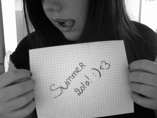 SUMMER 2olo AVEC ELLE! =D<3