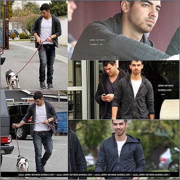 . 27-02-2011 : Nick quitte le Hard Rock Café 28-02-2011 :Joe emmène Winston chez le vétérinaire avant le petit dej  28-02-2011 : Joe, déjeuner et shopping chez Freg Segal.