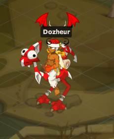 Présentation de mon personnage : Dhozeur