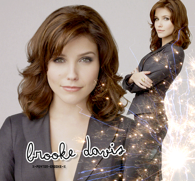 © Article n°03 » Brooke Davis - Sophia Bush{ Décorαtion . Texte . Picture }