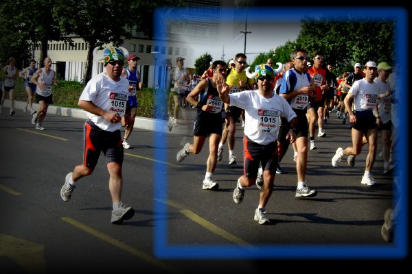 Marathon de Lyon .... 2007 ...