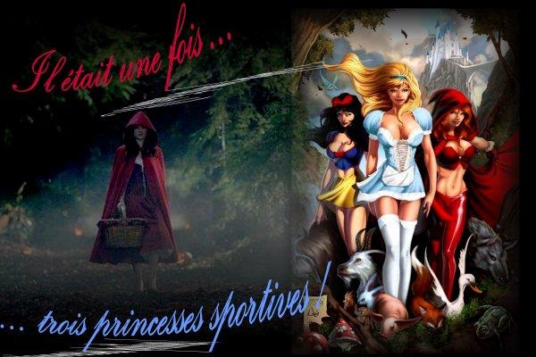 Les Princesses sportives ...