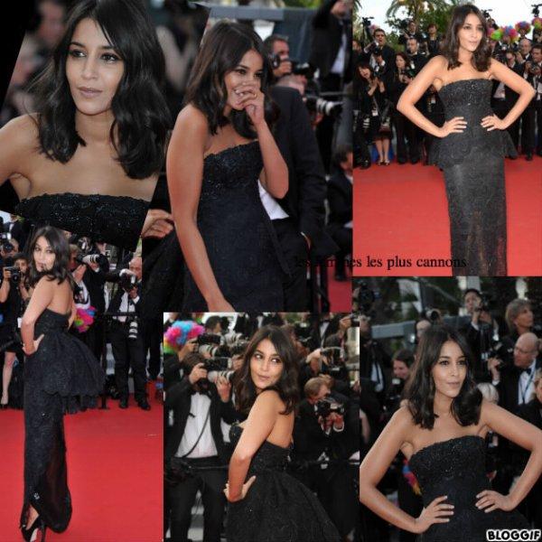 Leila Bekti Cannes 2012