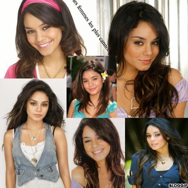 Vanessa de plus en plus sexy !!