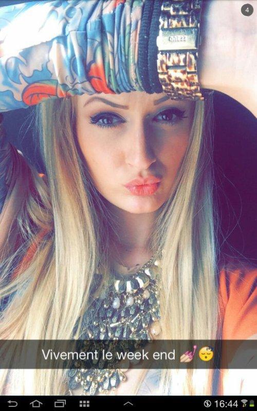 Justine | snapchat
