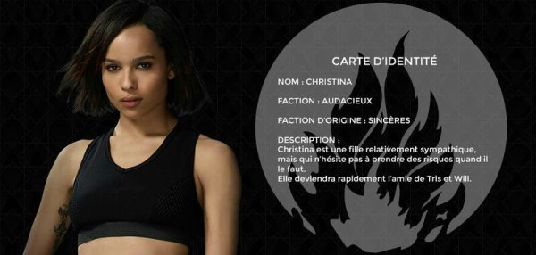 Christina (divergente)