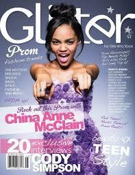 China Anne McClain pour Glitter