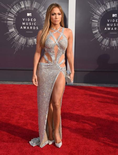 J-Lo au Video Music Awards