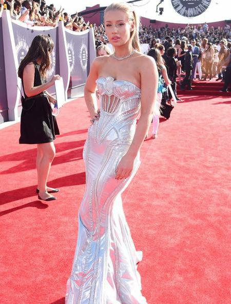 Iggy Azalea au Video Music Awards