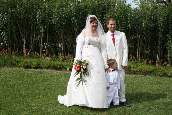Mariage de ma soeur Amandine le 4 Mai 2013