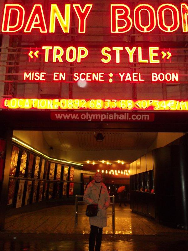 OLYMPIA 16/12/2011