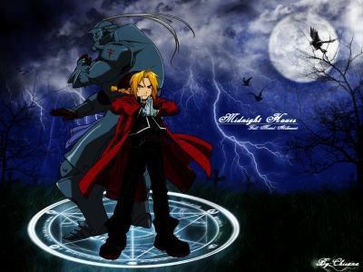 Edward Elric ou Ed