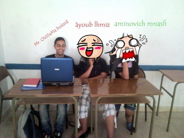 moi avec mes ami