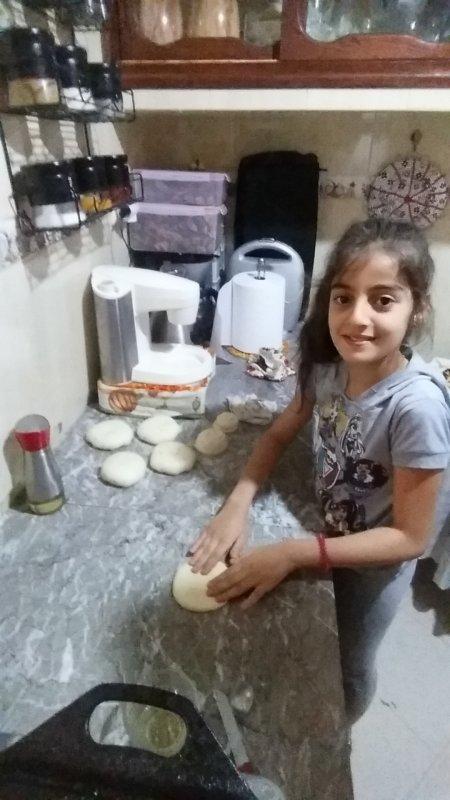 Ma fille israe