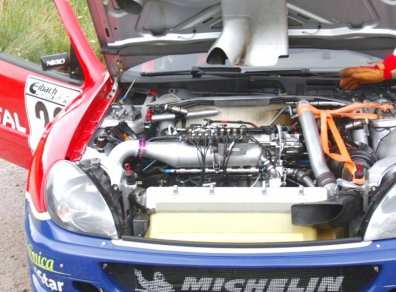 Citroën Xsara ph2 WRC  loeb