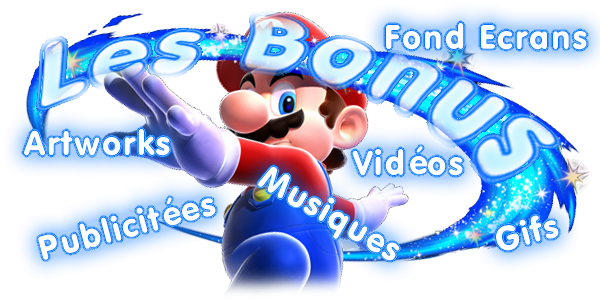 Les Bonus !