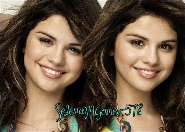 . « Suivez l'actualité de la ravissante Selena Marie Gomez » !  .