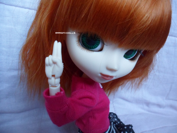 Ma jolie poupée ♥