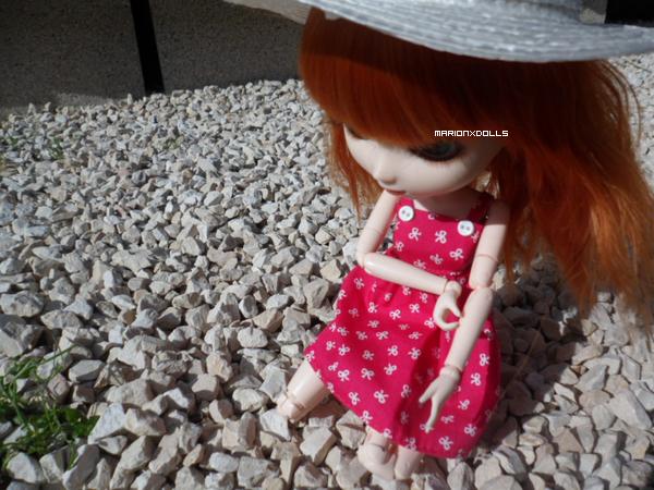 """Pour moi, printemps rime avec bronzage."""