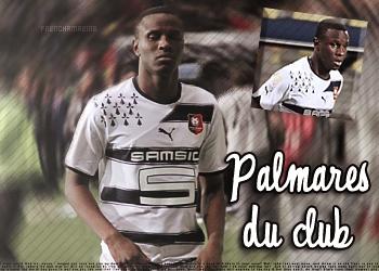 » FrenchAmazing.skyrock.com ~____ Blog source sur le Stade Rennais ____~ Palmarès du club «