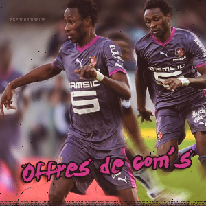 » FrenchAmazing.skyrock.com ~____ Blog source sur le Stade Rennais ____~ Espace offres «