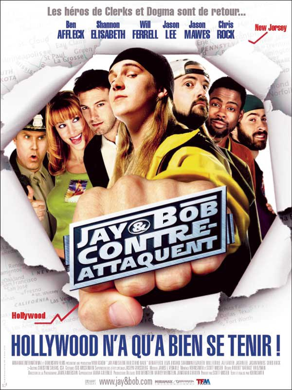 Jay & Bob contre-attaquent  VF