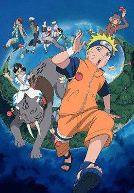 [Naruto Film 3] -Mission spéciale au pays de la Lune
