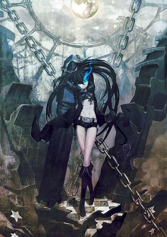 BLACK★ROCK SHOOTER OAV