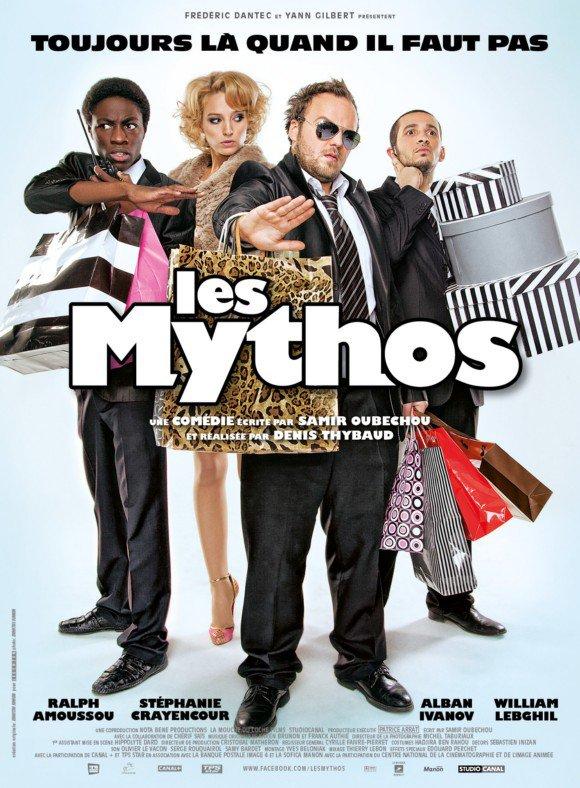 Les mythos en streaming !