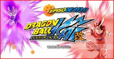 dragon ball z kai episode 13 vf