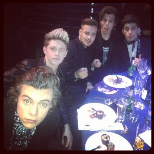 Au Brit Awards ♥