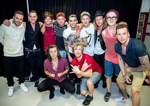 One Direction & McBusted
