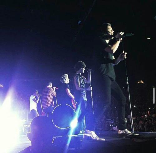 Les boys sur scène #3❤