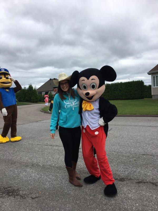 Mickey xxx