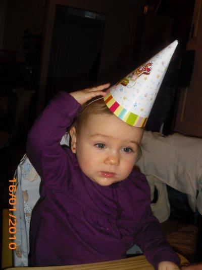 Bonne anniversaire ma princesse......Papa t'aime .........