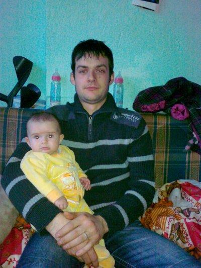 Moi et ma filleul Kaylée...