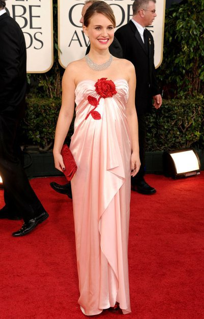 golden globe awards 2011: natalie portman