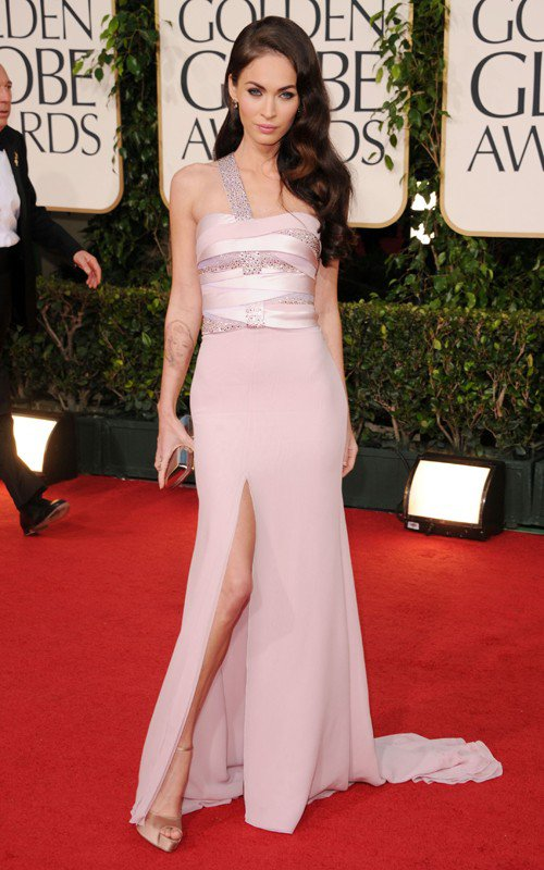 golden globe awards 2011: megan fox