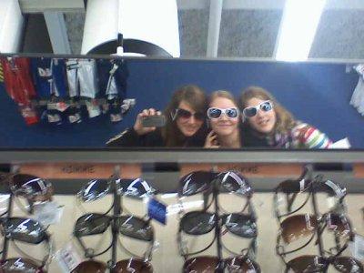 Mon petit trio!! Marion&Sarah&Moi